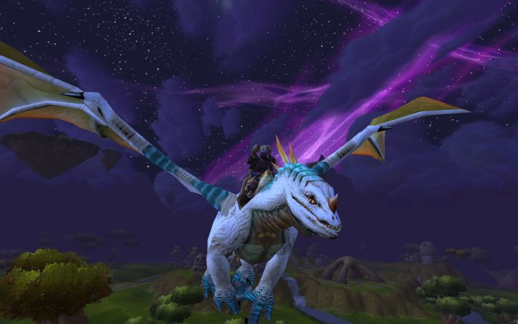 Teil 3 - Mounts bei World of Warcraft