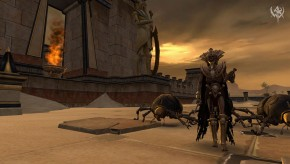 Warhammer Online: Age of Reckoning Screenshot