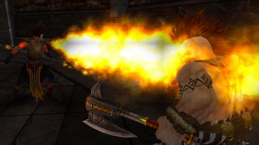 Warhammer Online: Wrath of Heroes Screenshot