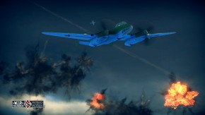 War Thunder: World of Planes Screenshot
