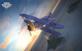 World of Warplanes Screenshot