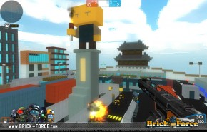 Brick-Force Screenshot