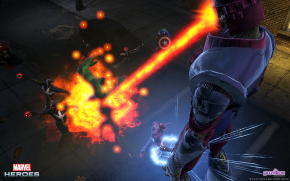 Marvel Heroes Screenshot