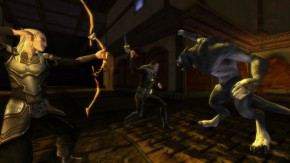 Dungeons & Dragons Online Screenshot