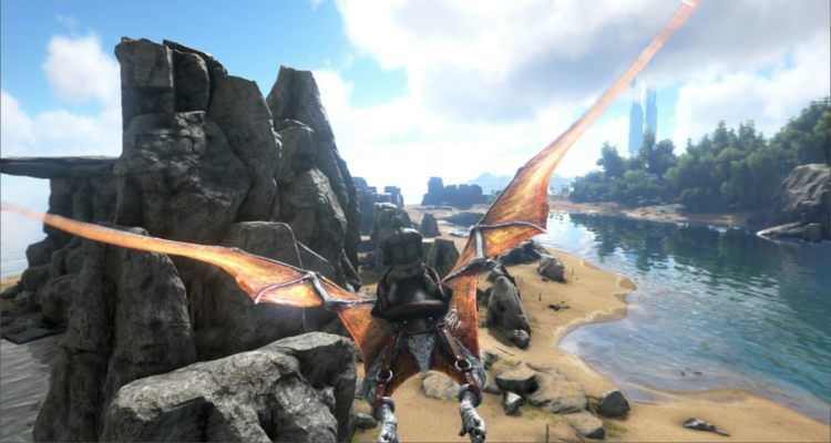 ARK: Survival Evolved - Survival-MMO mit Dinosauriern Anfang Juni im Early Access