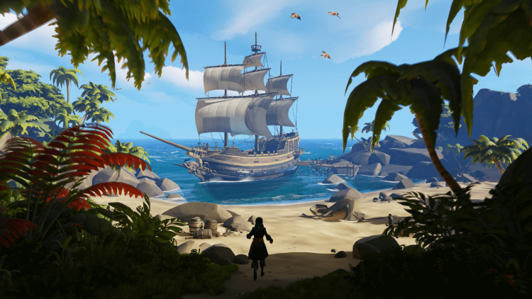 Sea of Thieves - Closed Beta startet Ende des Monats