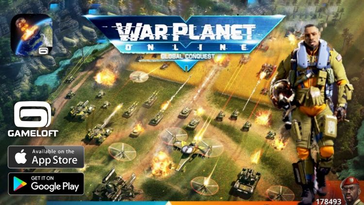 - War Planet Online: Global Conquest