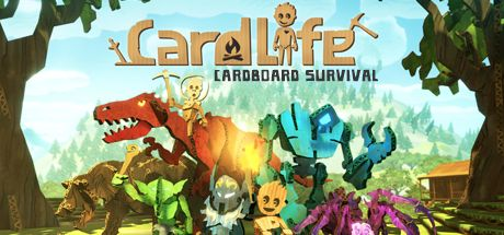 - CardLife - Cardboard Survival