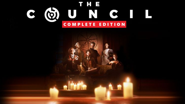 - The Council: Physische Complete Edition
