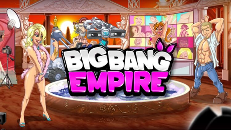 - Big Bang Empire: Internationaler Serverlaunch