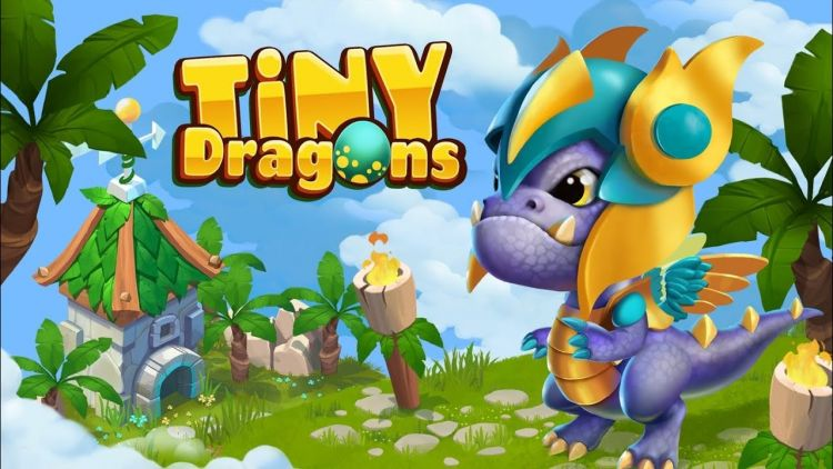 - Offizieller Launch: Tiny Dragons