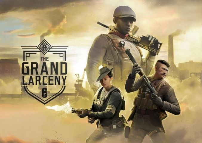 - Tom Clancy's Rainbow Six® Siege kündigt neues limitiertes Event an: The Grand Larceny